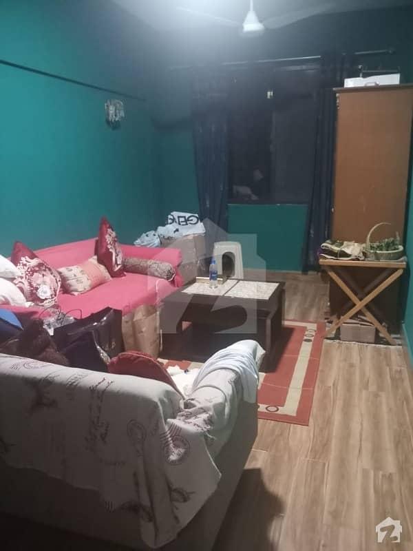 ڈی ایچ اے فیز 7 ڈی ایچ اے کراچی میں 2 کمروں کا 4 مرلہ فلیٹ 1.1 کروڑ میں برائے فروخت۔