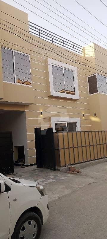 سوان گارڈن ۔ بلاک بی سوان گارڈن اسلام آباد میں 4 کمروں کا 5 مرلہ مکان 1.5 کروڑ میں برائے فروخت۔