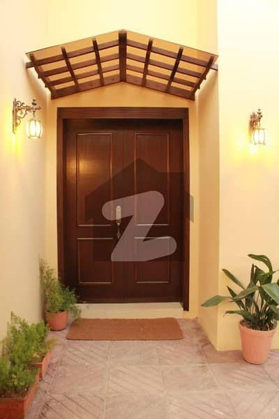 Fully Furnished Double Storey House For Rent In G-6