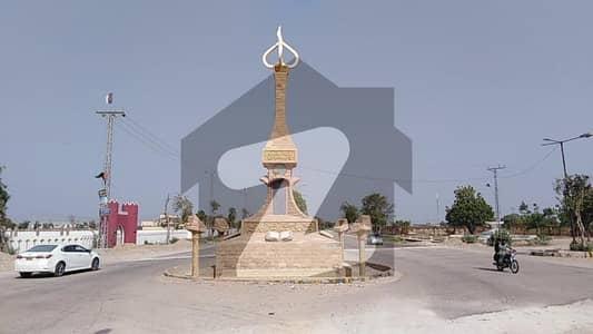 نیو حیدرآباد سٹی - بلاک 4 نیو حیدر آباد سٹی نیوہالا - میرپرخاص روڈ لنک حیدر آباد میں 16 مرلہ رہائشی پلاٹ 1.08 کروڑ میں برائے فروخت۔