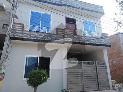 Double Story 5 Marla House For Sale In City Garden Housing Scheme
