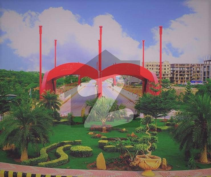 2500 Square Feet Commercial Plot For Sale In Gulberg Civic Center Islamabad
