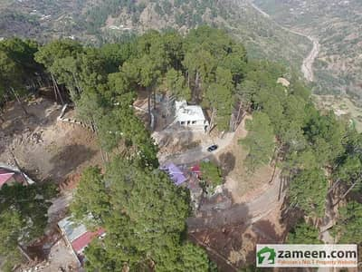 10 Marla Plot For Sale In Murree Resorts A Hill Station Project With All Modern Facilities