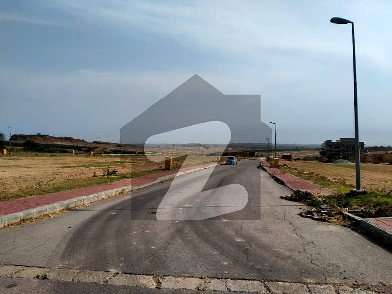 8 Marla Residential Plot Is Available For Sale In Bahria Town Phase 8 Block-K Rawalpindi