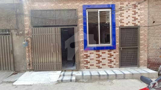 4 Marla House For Sale In Nishtar Colony