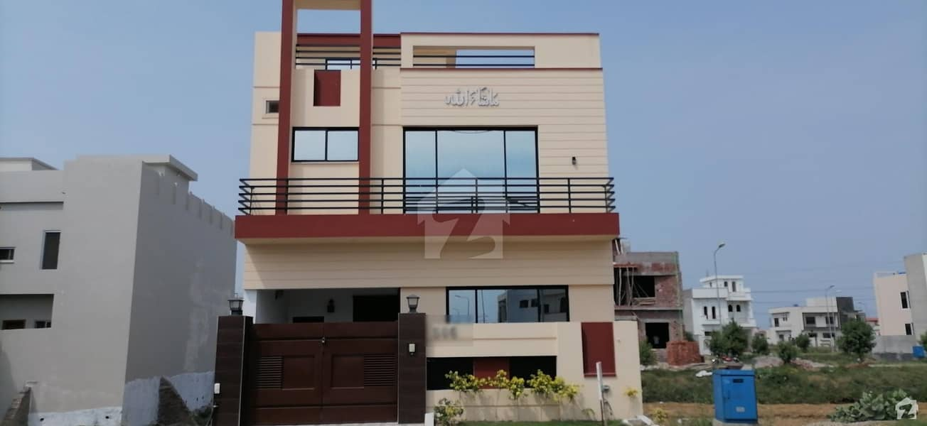 5 Marla House Available For Sale In DC Colony