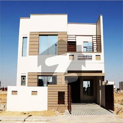 Book Affordable Luxury Villa 125 Square Yard In Bahira Town Karachi