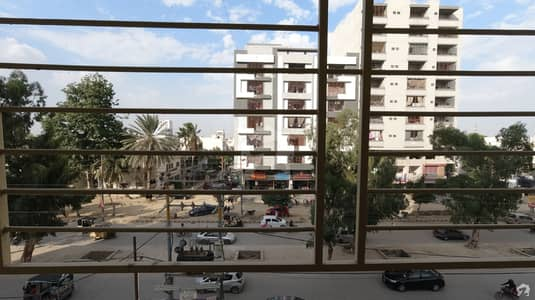 Brand New Flat For Sale On Main Food Street Of North Nazimabad Block H