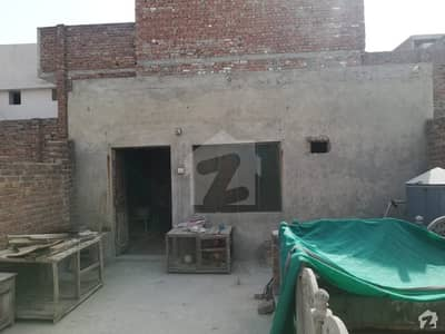 3.5 Marla House Is Available In Gulistan Colony No 1