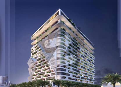 Perfect 1316 Square Feet 3 Bed Autograph Flat In DHA Defence For Sale