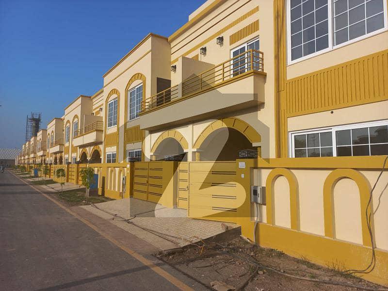 5-marla West Marina 2nd Floor Cottages & Villas For Sale On Easy Installment