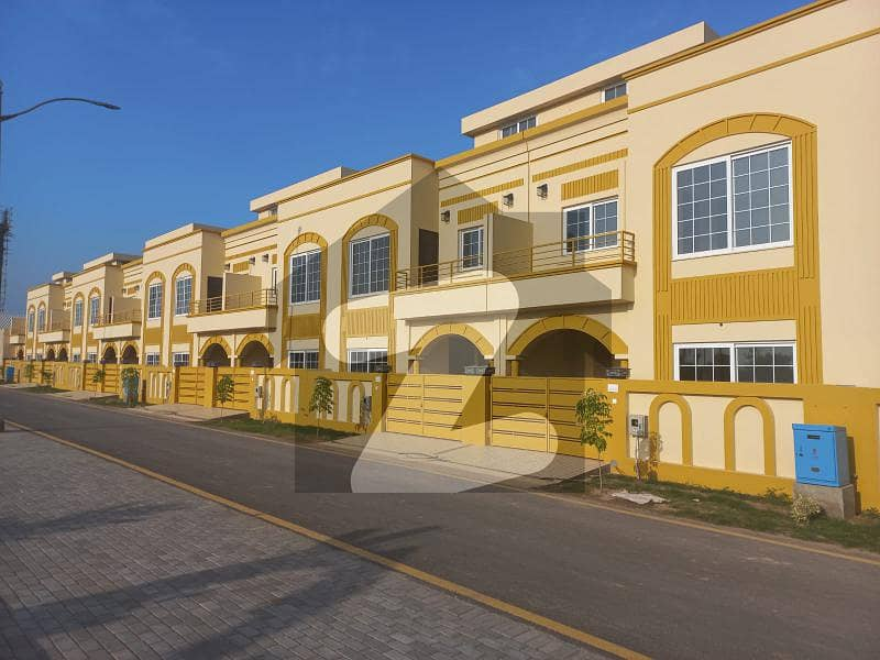 5-marla West Marina 2nd Floor Flat For Sale On Easy Installment.