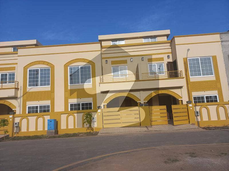 5-marla West Marina 1st Floor Flat For Sale On Easy Installment.