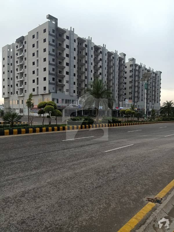 Semi Furnished One Bed Apartment Available For Sale In Diamond Mall