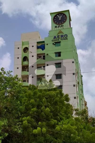 Aero Clock Tower 2 Bedrooms Apartment  For Rent