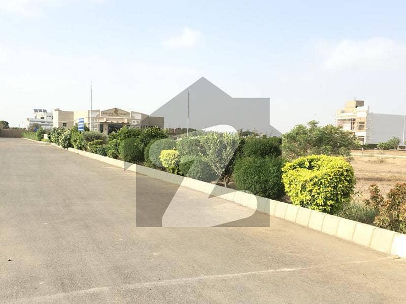 Leased Residential Plot Is Available For Sale In Al Jadeed Residency Malir
