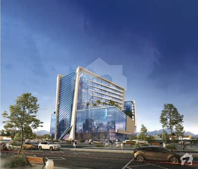 Extra Height Branded Shop For Sale On Easy Installments In Islamabad