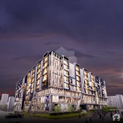 Looking For A Flat In Gulberg Rabi Center Islamabad