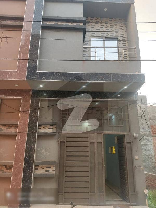 عامر ٹاؤن ہربنس پورہ لاہور میں 3 کمروں کا 2 مرلہ مکان 51 لاکھ میں برائے فروخت۔