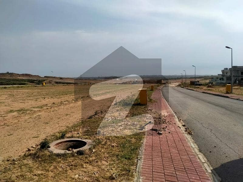 5 Marla Plot File Is Available For Sale In Bahria Town Phase 8- Precient-4 Rawalpindi