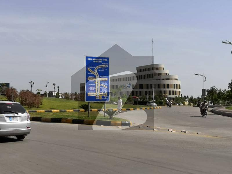 Residential Plot Is Available For Sale In Bahria Town Phase 8 Bahria Orchard Rawalpindi