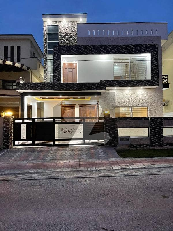 An auspicious style classic home located in DHA-II, Islamabad.