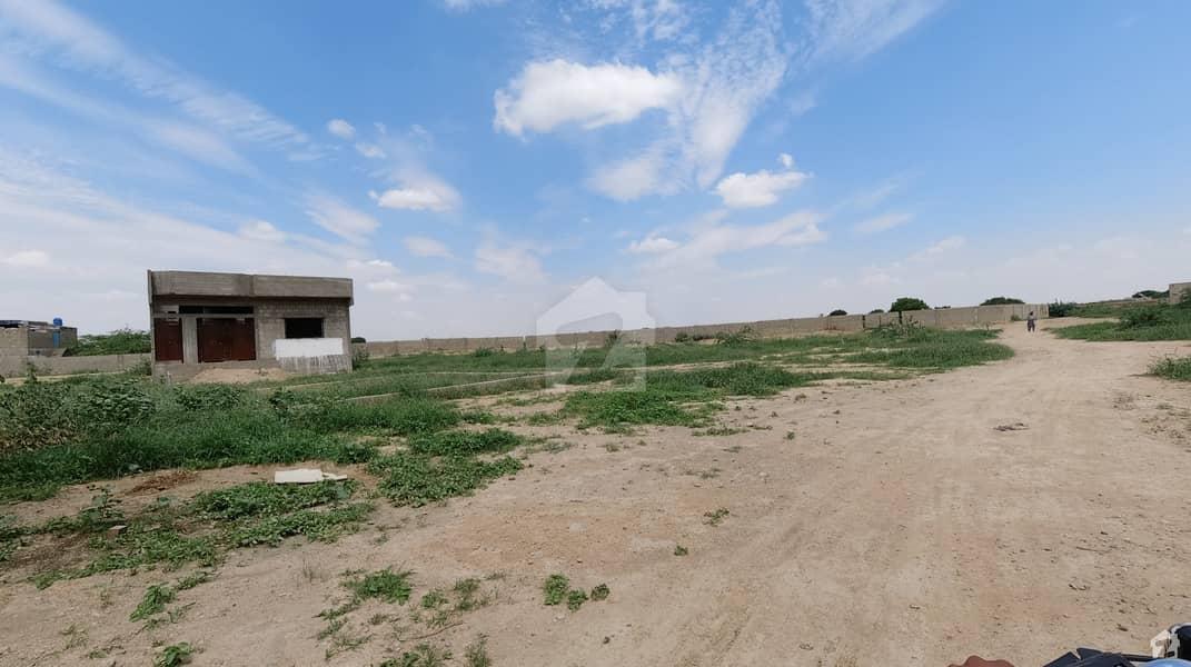 Residential Plot For Sale In Karachi