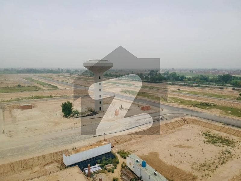 10 Marla Residential Plot For Sale At LDA City Phase 1 At Prime Location.