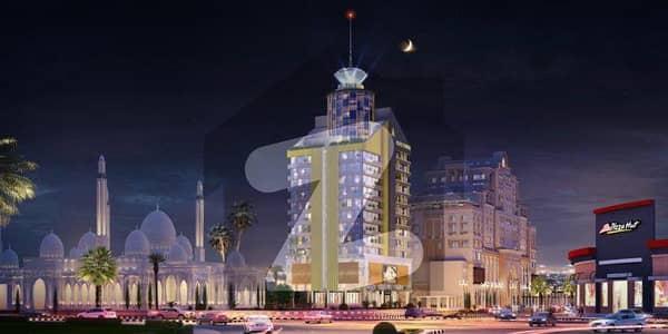 ایلیٹ ٹاور نیو سٹی فیز 2 نیو سٹی واہ میں 1 کمرے کا 2 مرلہ فلیٹ 59.8 لاکھ میں برائے فروخت۔