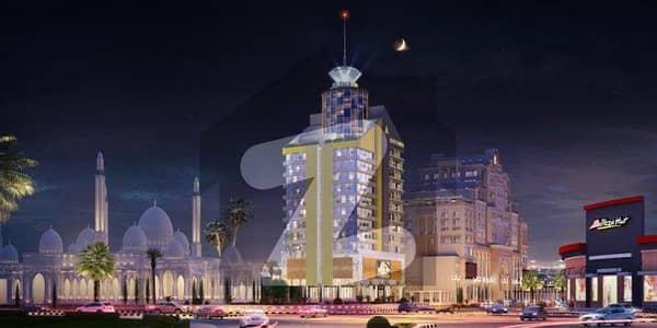 ایلیٹ ٹاور نیو سٹی فیز 2 نیو سٹی واہ میں 3 کمروں کا 8 مرلہ فلیٹ 2.26 کروڑ میں برائے فروخت۔