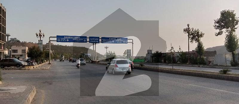 10 Marla Residential Plot Is Available For Sale In Bahria Town Phase 8 Block-L Rawalpindi