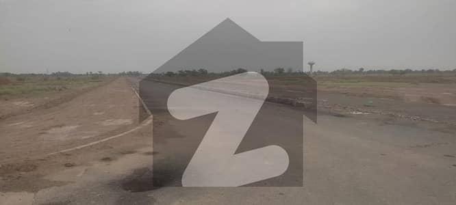 10 Marla PLOT IN K BLOCK Available At Reasonable Price Lda City Jinnah Sector Phase 1
