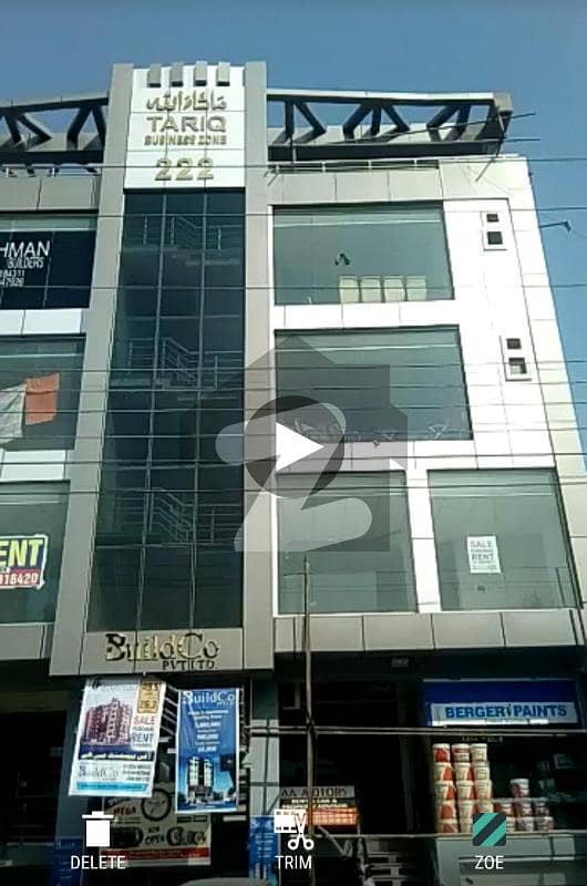 Studio Flat For Sale In Pwd Near Bharia Town Gate 4