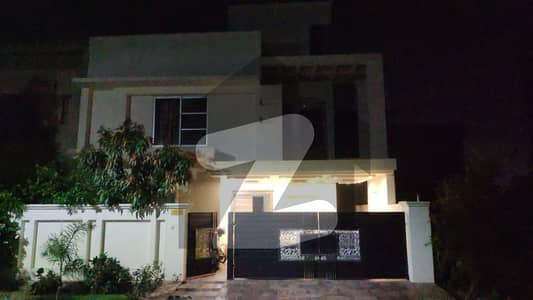Get A Ten Marla Latest Designer Bungalow For Sale In Canal Garden Lhr