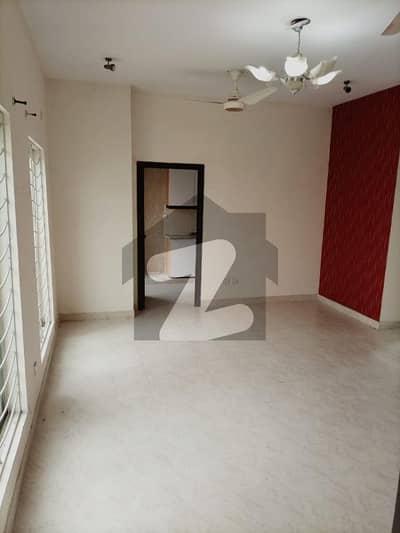 Awami Villas 5 Flat For Sale Back Open