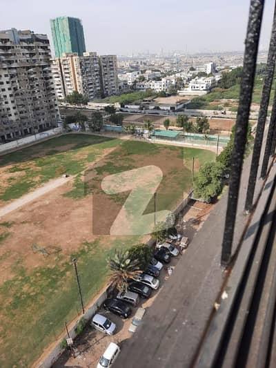 کلفٹن ۔ بلاک 2 کلفٹن کراچی میں 6 کمروں کا 7 مرلہ فلیٹ 1.95 کروڑ میں برائے فروخت۔