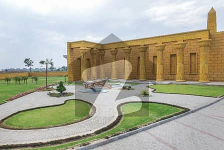 Ready To Sale A Flat 1125 Square Feet In Al-Noor Orchard Lahore