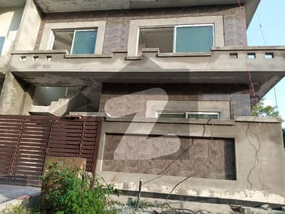 G-9 4 25x50 Brand New End Corner With One Kanal Extra Land Triple Story
