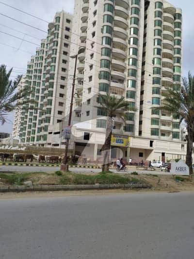 ٹیولِپ ٹاور سعدی روڈ کراچی میں 4 کمروں کا 16 مرلہ فلیٹ 2.5 کروڑ میں برائے فروخت۔