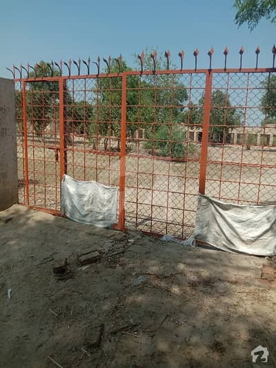 8 Kanal Poultry Farm For Rent