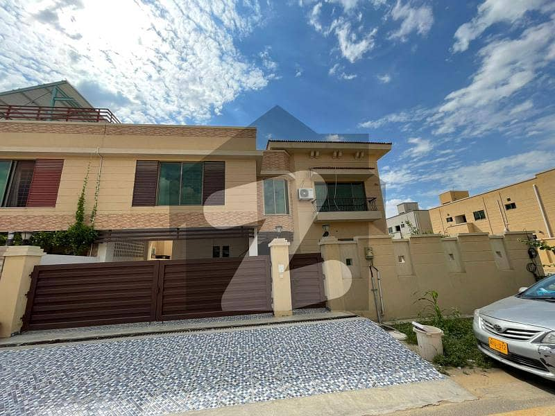 Modern Newly Constructed House Available For Sale In Malir Cantt Sector H