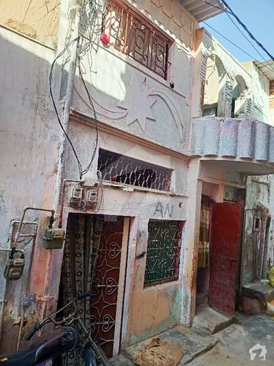 House Of 540 Square Feet Available In Azeem Pura