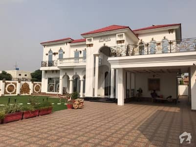 2 Kanal Brand New Bungalow For Sale In Uet Society  Lhr
