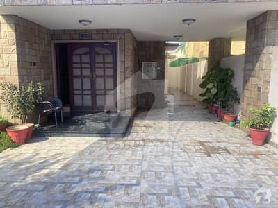 Old Falcon Complex (afohs) Inside Malir Cantt 350 Sq Yards West Open Renovated House For Sale