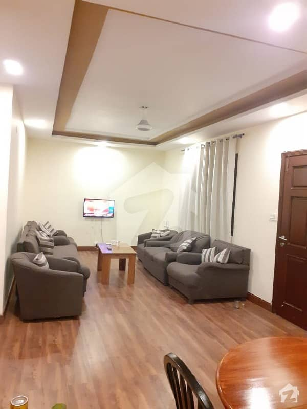 New 2 Bed Furnished Flat For Rent In Apollo E-11