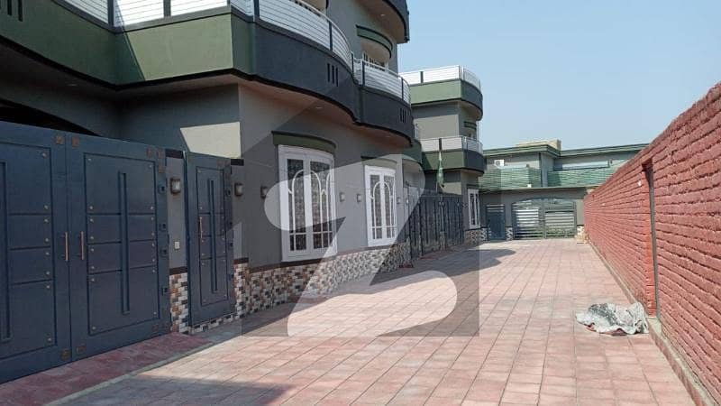 10 Marla House For Sale On Darmangi Garden 2 Warsak Road Peshawar