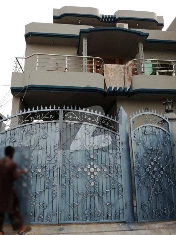 سبزہ زار سکیم ۔ بلاک ایف سبزہ زار سکیم لاہور میں 8 کمروں کا 10 مرلہ مکان 5.5 کروڑ میں برائے فروخت۔