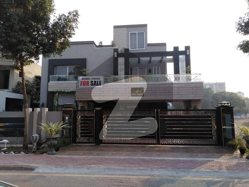 1 Kanal new House With 5 BEDS for Sale In Jasmine block Bahria Town Lahore