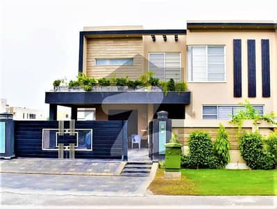 14 Marla Brand New House Available For Sale At DHA Phase 4.