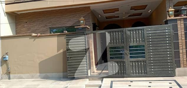 5 Marla Brand New House Available For Rent
